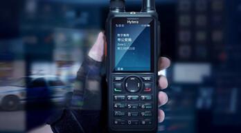 海能達發布全新一代PDT專業數字對講機HP780