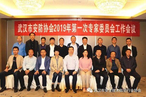 武汉协会召开2019年专家委员会第一次工作会议