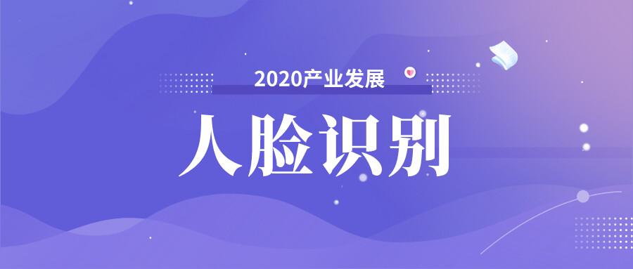 2020年中國人臉識別行業市場分析
