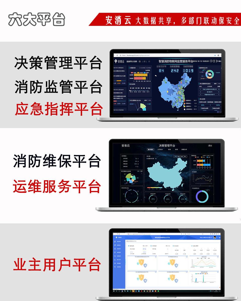 智慧消防物联网云平台