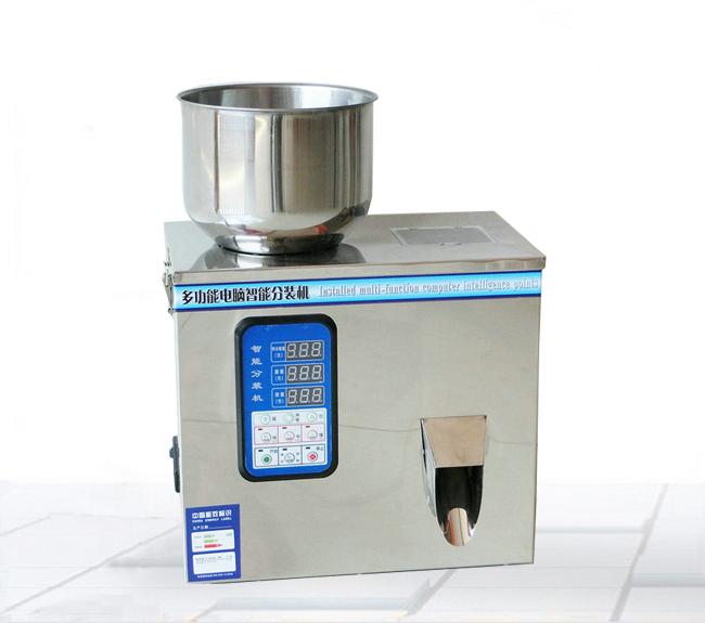 咖啡豆分装机,食品颗粒分装机