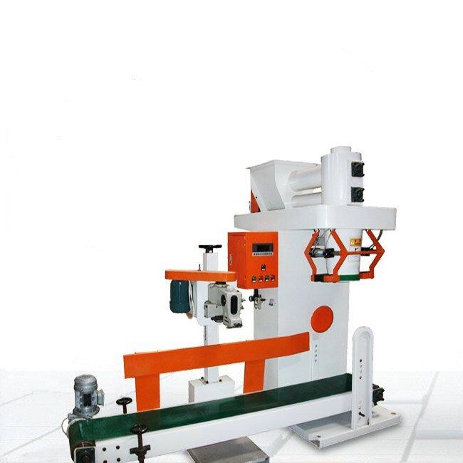 硫铵包装机,化工粉末称重包装机