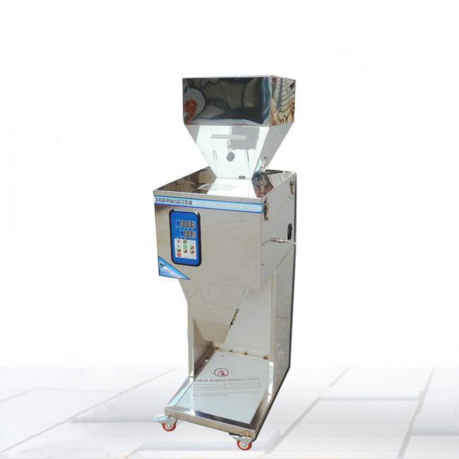 膨化食品颗粒分装机
