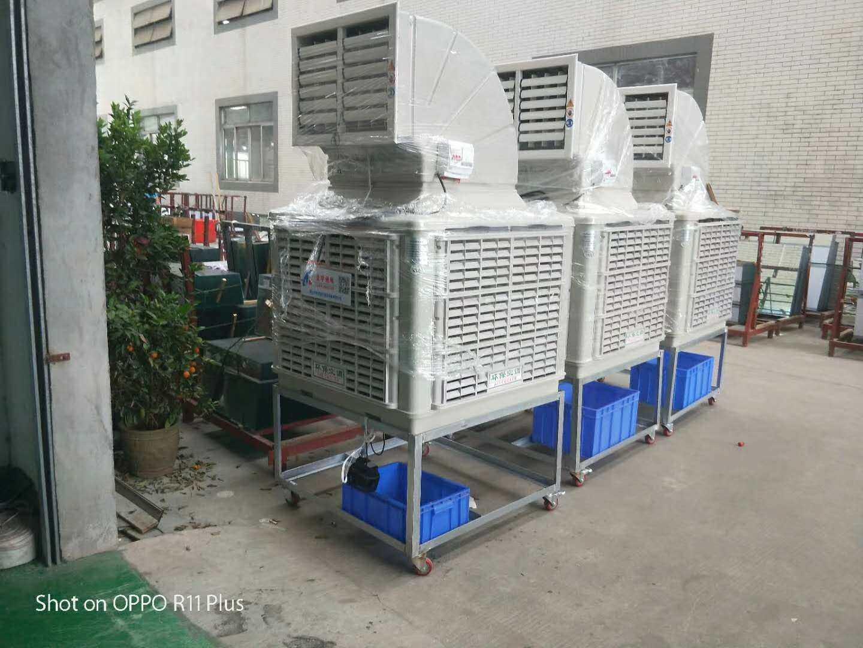 厂房通风降温设备认准蓝宇环保空调