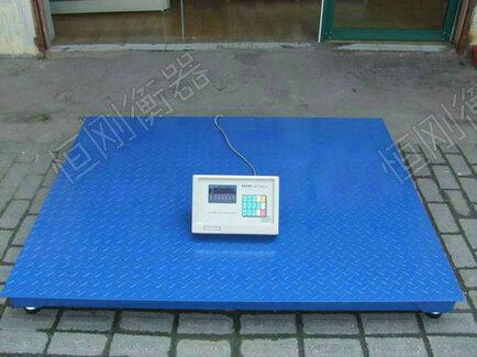 模拟式电子地磅秤