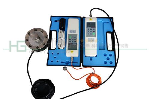 轮辐外置式测拉力仪器