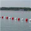 FQ-400阳澄湖养殖区航道浮球 环保PE水上浮球供应